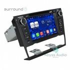 Штатна магнитола для BMW 3 E90/E91/E92/E93 2005-2012 от Abyss Audio: Q10E-BME90 на Android 10 Q