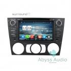 Штатна магнитола для BMW 3 E90/E91/E92/E93 2005-2012 от Abyss Audio: Q10E-BMW90 на Android 10 Q