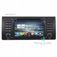 Штатная магнитола Abyss Audio для BMW X5 E53 2000-2007