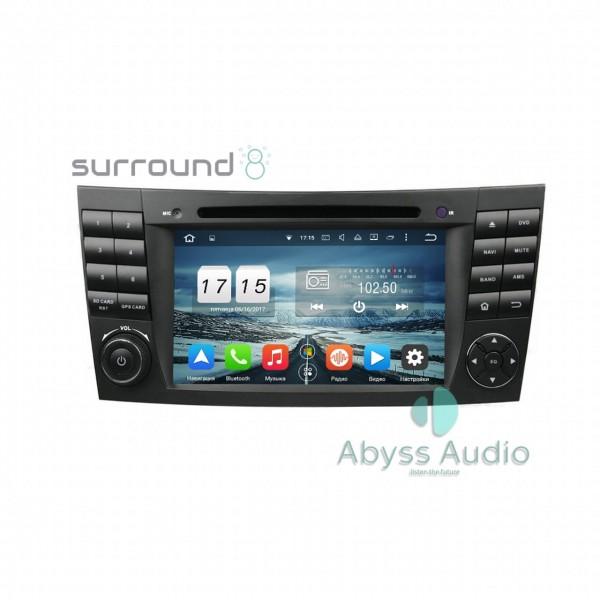 Штатная магнитола Abyss Audio для Mercedes G-Class W463 2001-2008