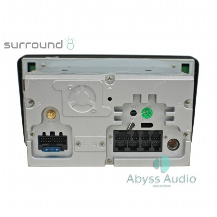Штатная магнитола Abyss Audio для Mercedes ML CLASS W164 2005-2012