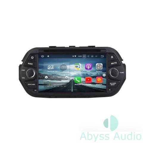 Штатная магнитола для Fiat EGEA2016 от Abyss Audio DE-EGE16 на Android 9 Pie