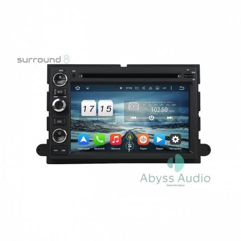 Штатная магнитола для Ford Explorer 2006-2009 от Abyss Audio P9E-EXPL06 на Android 9 Pie
