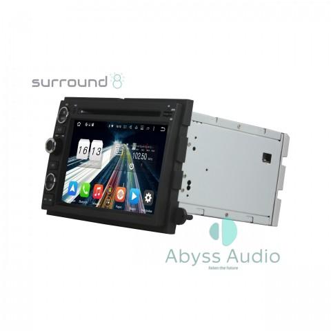Штатная магнитола для Ford Edge 2006-2009 от Abyss Audio P9E-EDGE06 на Android 9 Pie