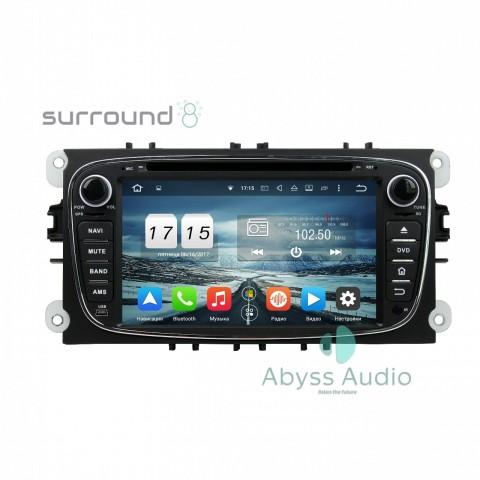 Штатная магнитола для Ford Mondeo 2007-2010 от Abyss Audio P9E-MOND07 на Android 9 Pie