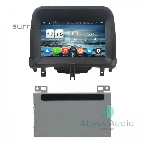 Штатная магнитола для Ford Tourneo2014-2016 от Abyss Audio P9E-TURN14 на Android 9 Pie