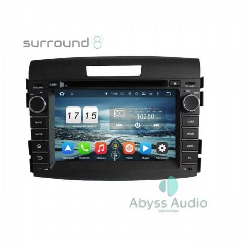 Штатная магнитола для Honda CR-V 2012 от Abyss Audio P9E-CRV12-7 на Android 9 Pie