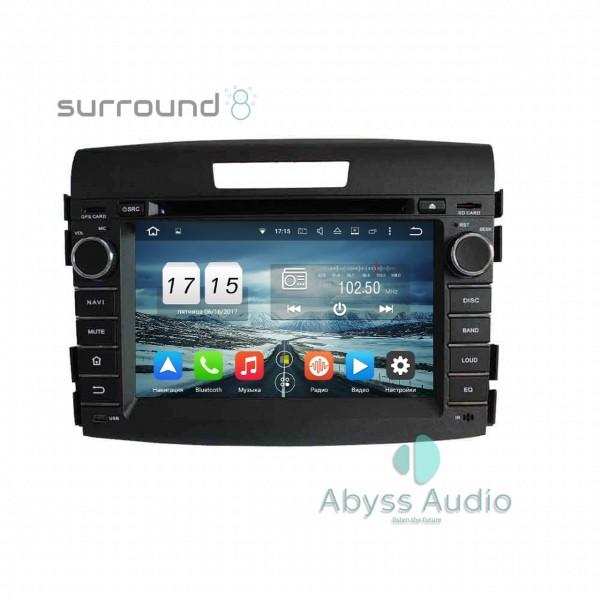 Штатная магнитола Abyss Audio для Honda CR-V 2012