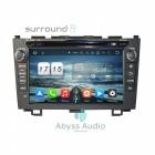 Штатная магнитола для Honda CR-V 2006-2011 от Abyss Audio P9E-CVR06 на Android 9 Pie