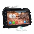 Штатная магнитола для Honda HR-V 2015 от Abyss Audio P9E-HR-V15 на Android 9 Pie