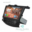 Штатная магнитола для Honda Accord 7 2003-2007 от Abyss Audio P9D-ACD03 на Android 9 Pie