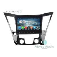 Штатна магнітола Abyss Audio для Hyundai Sonata 2011-2013