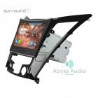 Штатная магнитола для Hyundai Sonata 2011-2013 от Abyss Audio P9D-SON11 на Android 9 Pie