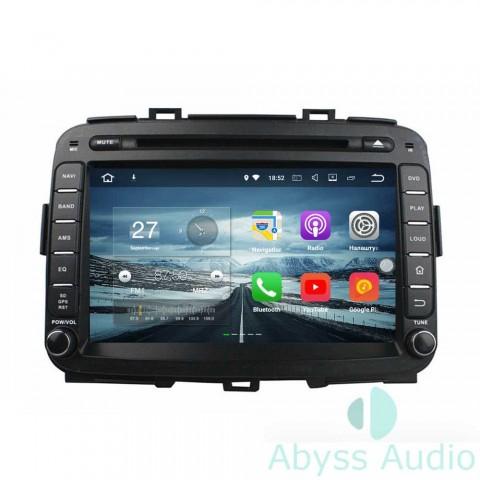 Штатная магнитола для KIA Carens 2013 от Abyss Audio P9E-CAR13 на Android 9 Pie