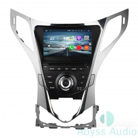 Штатная магнитола для Hyundai Grandeur 2011-2012 от Abyss Audio P9E-GRND11 на Android 9 Pie