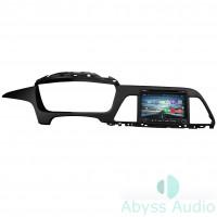 Штатная магнитола Abyss Audio для Hyundai Sonata 2015-2016