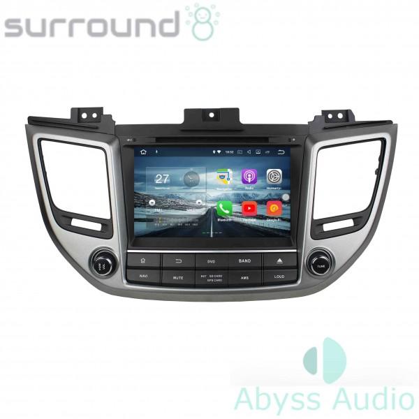 Штатная магнитола Abyss Audio для Hyundai Tucson / IX352015