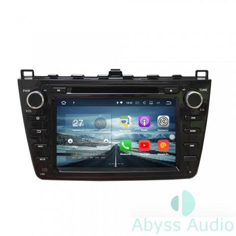Штатна магнитола для Mazda 6 2008-2012 от Abyss Audio: Q10E-08MZ6 на Android 10 Q
