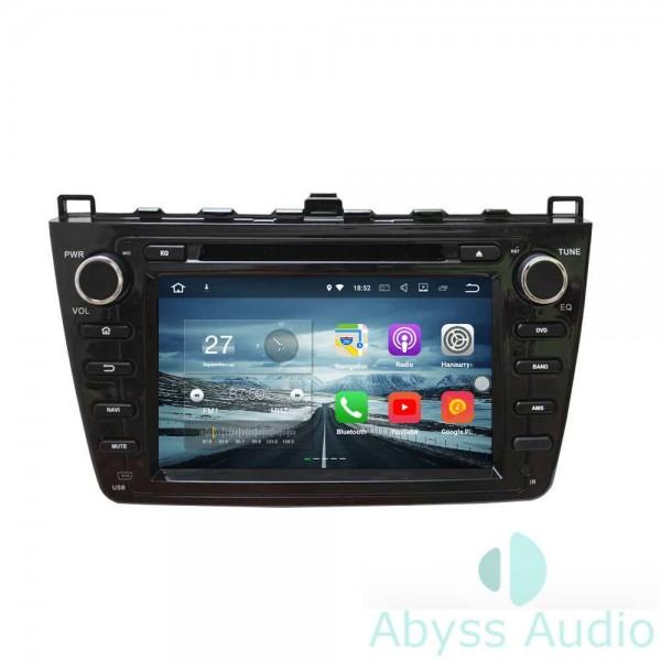 Штатна магнітола Abyss Audio для Mazda 6 2008-2012