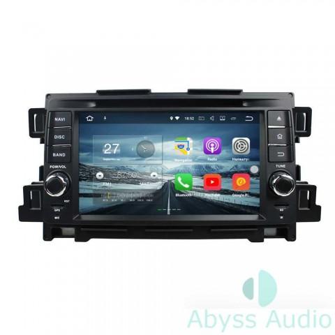 Штатна магнитола для Mazda CX-52012-2013 от Abyss Audio: Q10E-12CX5 на Android 10 Q