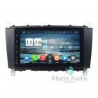 Штатна магнитола для Mercedes CLK-W209(2006-2011) от Abyss Audio: Q10D-CLK209 на Android 10 Q