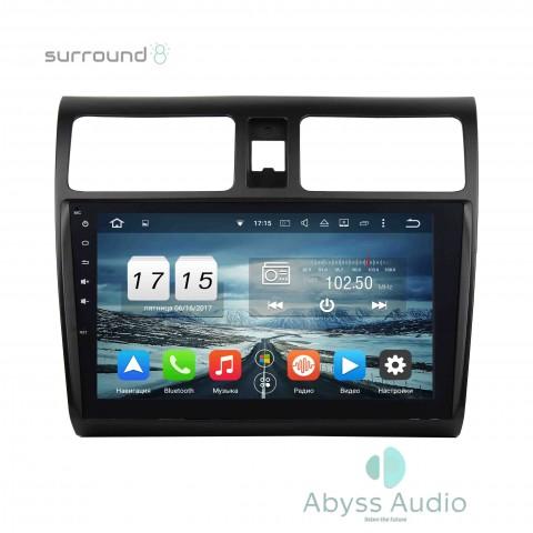 Штатная магнитола для Hyundai Elantra2008-2010 от Abyss Audio P9D-ELA08 на Android 9 Pie