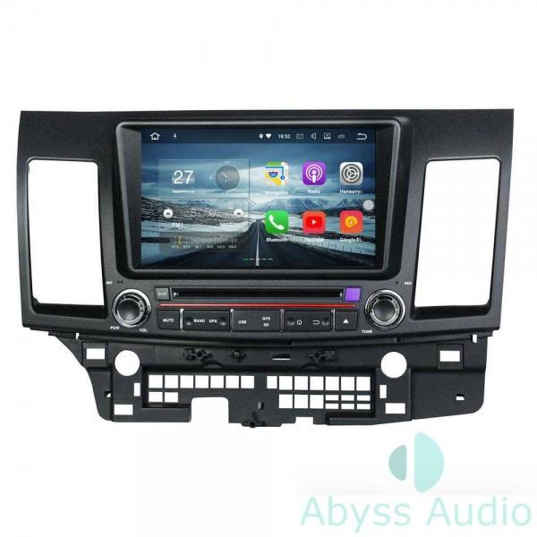 Штатная магнитола Abyss Audio для Mitsubishi Lancer 2006-2012