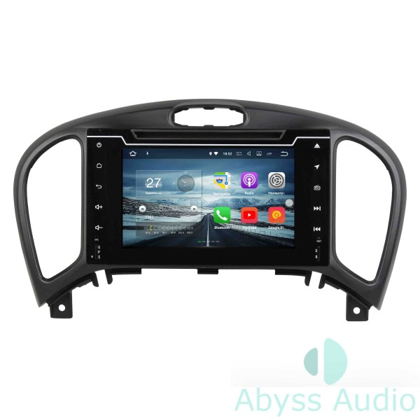 Штатная магнитола Abyss Audio для Nissan Juke 2004-2016