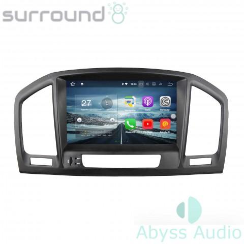 Штатна магнитола для Buick Regal 2009-2013 от Abyss Audio: Q10E-REG09 на Android 10 Q