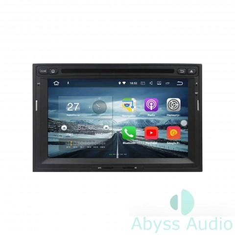 Штатна магнитола для Peugeot PG 3008/5008PG Partner2010-2016 от Abyss Audio: Q10E-P3008 на Android 10 Q