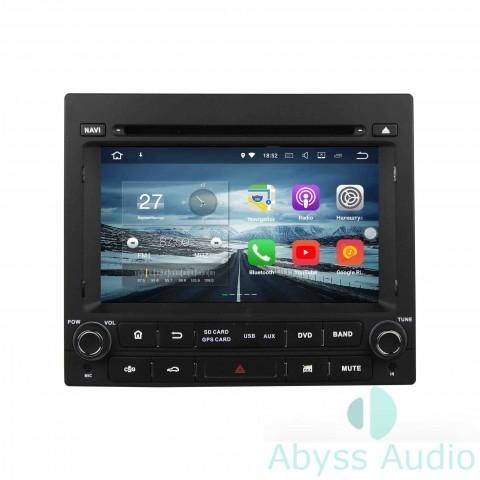 Штатна магнитола для Peugeot PG 405 от Abyss Audio: Q10E-PG405 на Android 10 Q