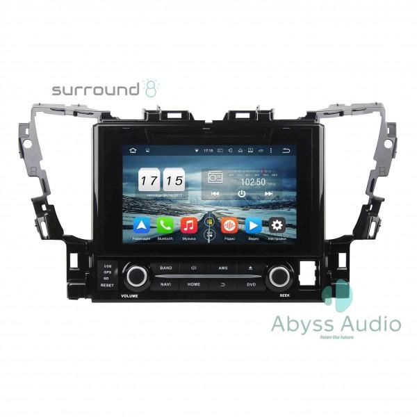 Штатная магнитола Abyss Audio для Toyota Alphard 2015