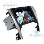 Штатная магнитола для Toyota Camry 2012-2017 от Abyss Audio P9D-CMR17 на Android 9 Pie