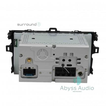 Штатная магнитола Abyss Audio для Toyota Corolla 2006-2011