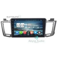 Штатная магнитола Abyss Audio для Toyota RAV4 2012-2015 Black
