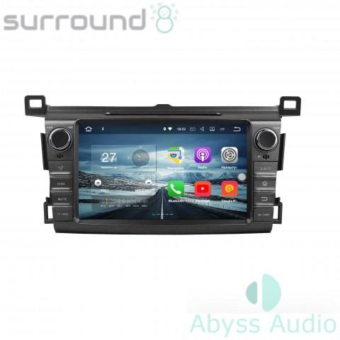 Штатная магнитола для Toyota RAV4 2013 от Abyss Audio P9E-13RAV4 на Android 9 Pie