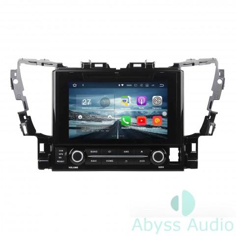 Штатная магнитола для Toyota Alphard 2015 от Abyss Audio P9E-ALP15 на Android 9 Pie