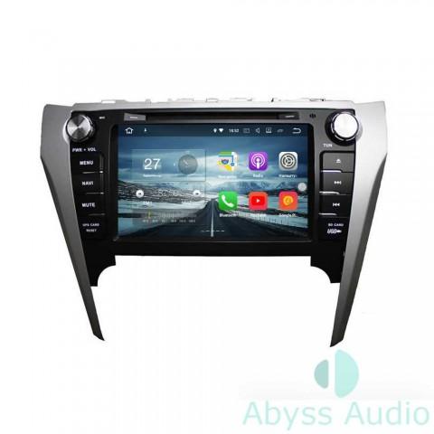 Штатная магнитола для Toyota Camry 2012 от Abyss Audio P9E-CAMR12 на Android 9 Pie