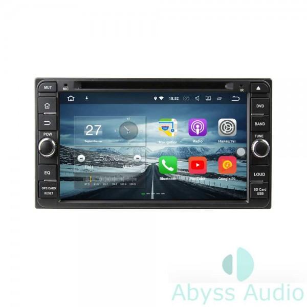 Штатная магнитола Abyss Audio для Toyota Corolla 2004-2006