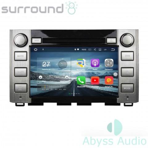 Штатная магнитола для Toyota Tunda 2014-2016 от Abyss Audio P9E-TUN14 на Android 9 Pie