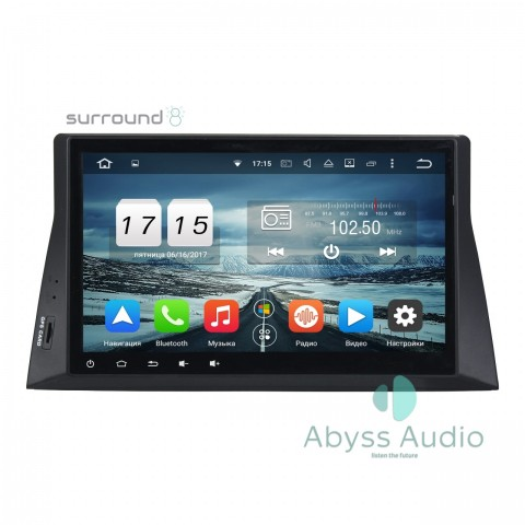 Штатная магнитола для Honda Accord 8 2008-2011 Low Level от Abyss Audio P9D-ACD08 на Android 9 Pie