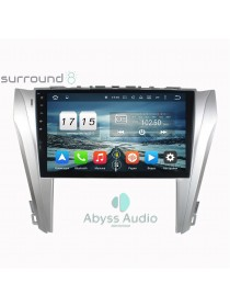 Штатная магнитола Abyss Audio для Toyota Camry 55 2014-2015
