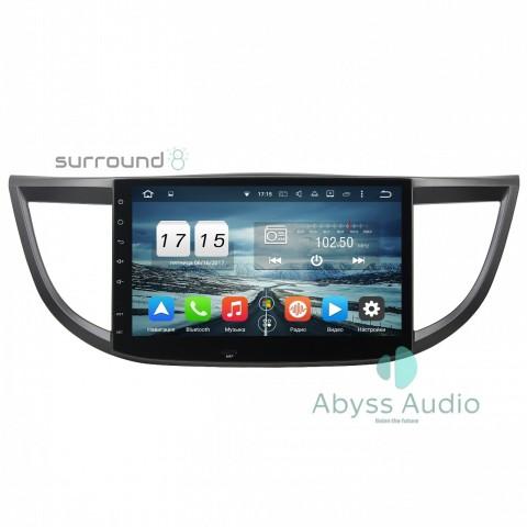 Штатная магнитола для Honda CR-V 2012-2015 от Abyss Audio P9D-CRV12 на Android 9 Pie