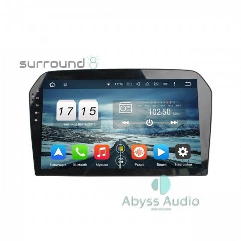 Штатна магнитола для Volkswagen Jetta 2012-2015 от Abyss Audio: Q10D-JTA12 на Android 10 Q