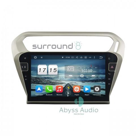Штатна магнитола для Peugeot PG 301 2013-2016 от Abyss Audio: Q10D-PG301 на Android 10 Q