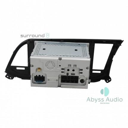 Штатная магнитола Abyss Audio для Hyundai Elantra 2016