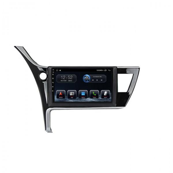 Штатная магнитола Abyss Audio MP-0120 для Toyota Corolla E180 2016-2019