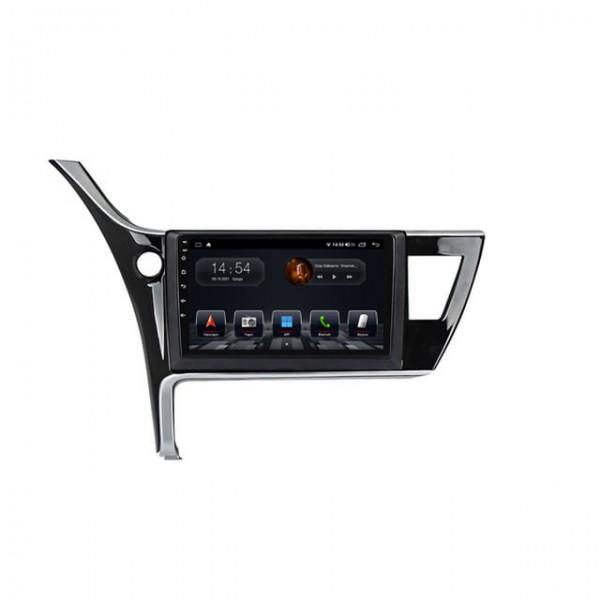 Штатная магнитола Abyss Audio QS-0120 для Toyota Corolla E180 2016-2019