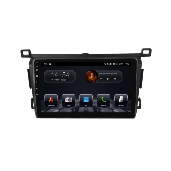 Штатная магнитола Abyss Audio QS-0122 для Toyota RAV4 XA40 2013- 2018