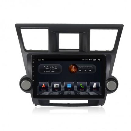 Штатная магнитола Abyss Audio QS-0149 для Toyota Highlander XU40 2011-2015